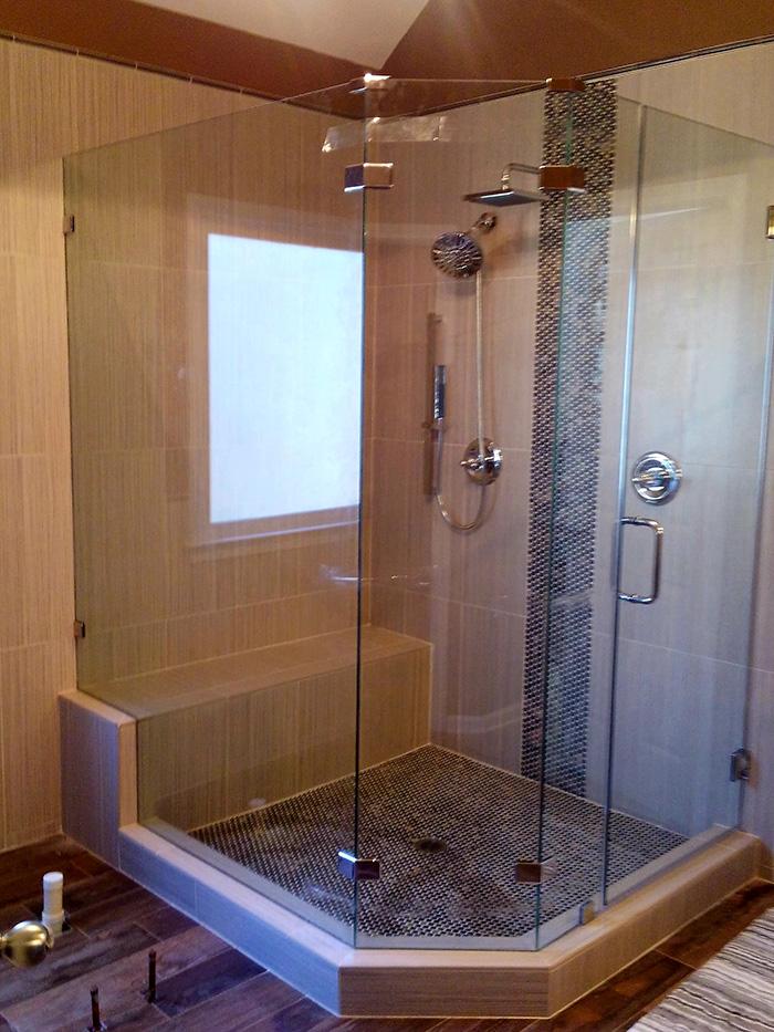 Squeaky Clean Shower Enclosures